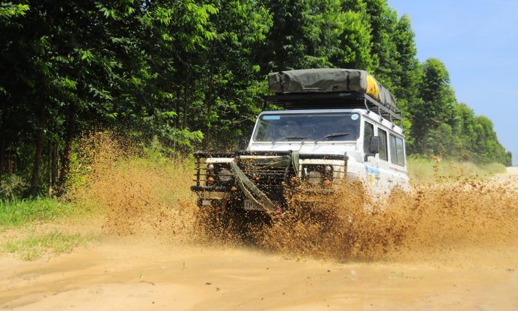 Krabi 4 Wheel & Off-Road Safari